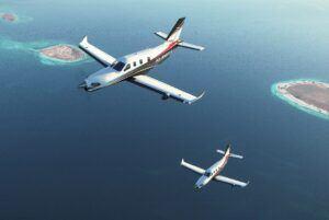 Flight Sims aircrafts