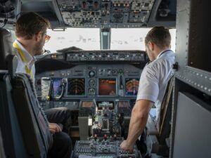 aircraft cockpit systems