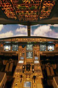 aircraft cockpit system