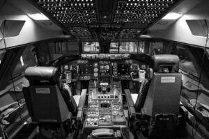 cockpit inside
