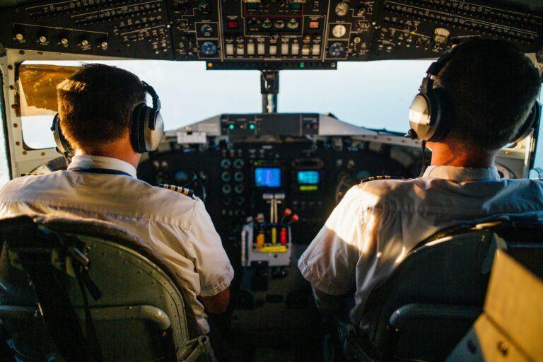 Becoming real pilot