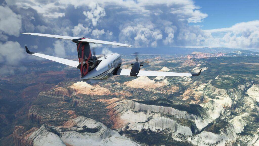 downloading microsoft flight simulator 2020