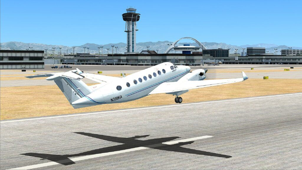 flight simulator 2006