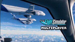 flight simulator multiplayer