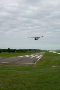 short runway