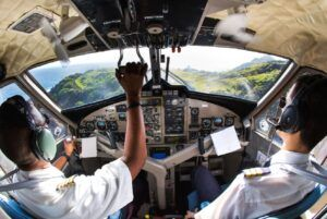 skills required as a pilot
