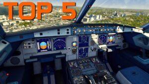 top 5 flight simulator for ios