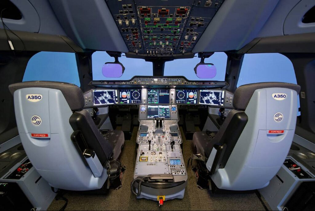 virtual cockpit 2