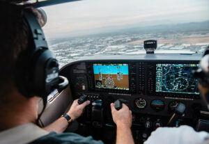 Microsoft Flight Simulator GPS