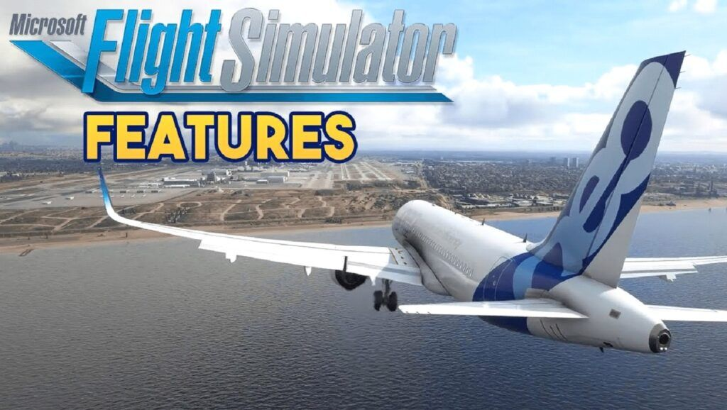 Microsoft flight simulator features