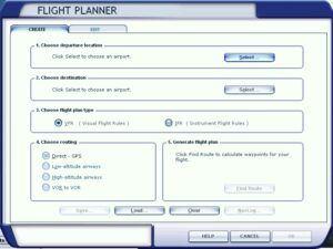 flight planner