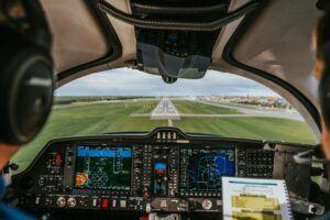 runway approach