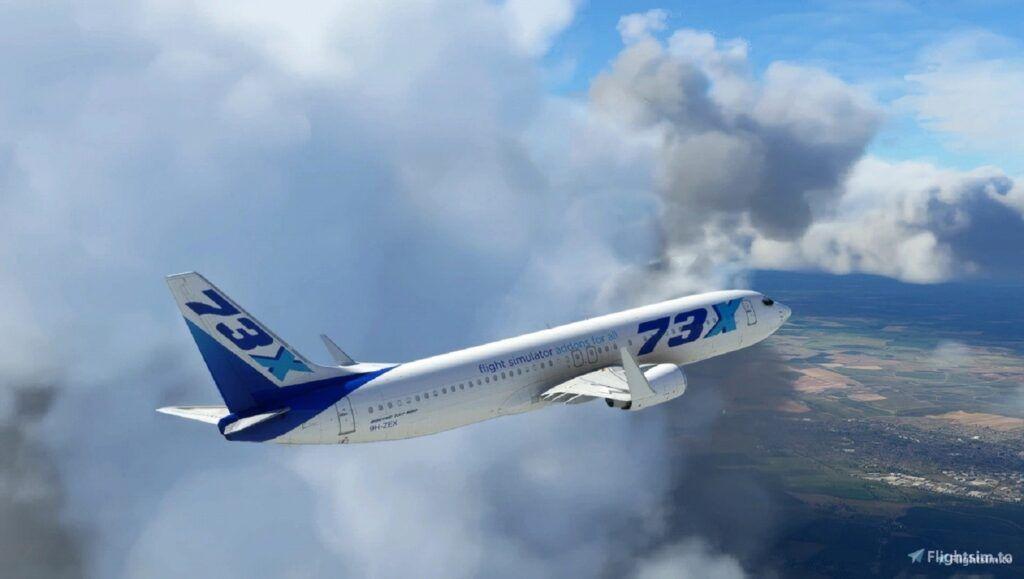 Boeing 73 X