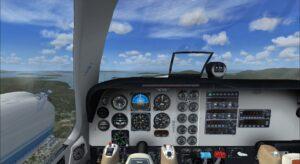 beechcraft baron cockpit