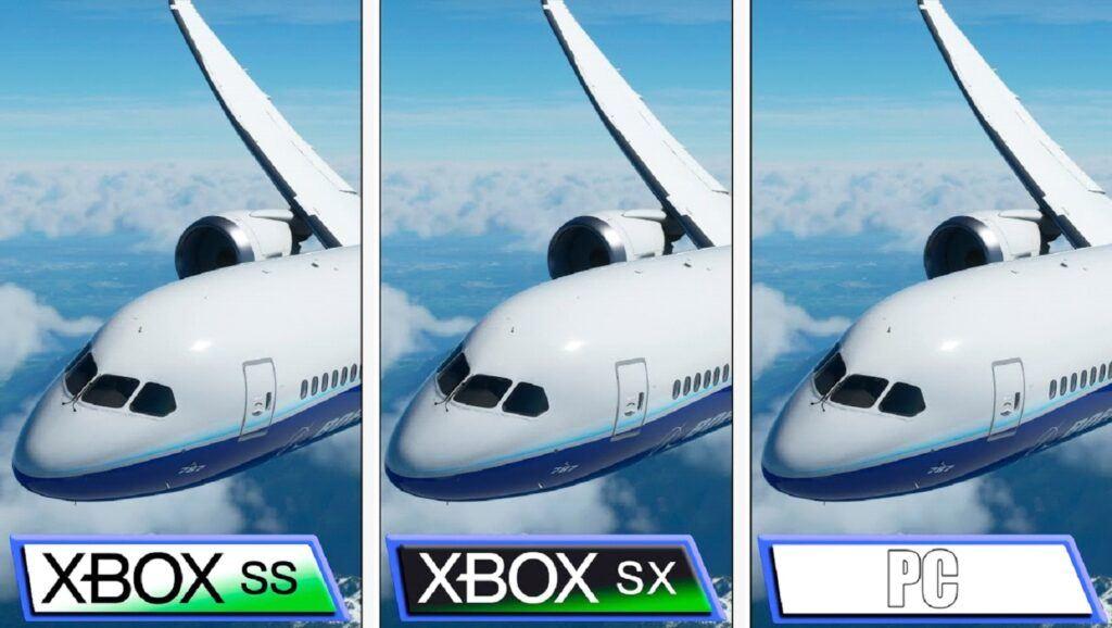 flight simulator series