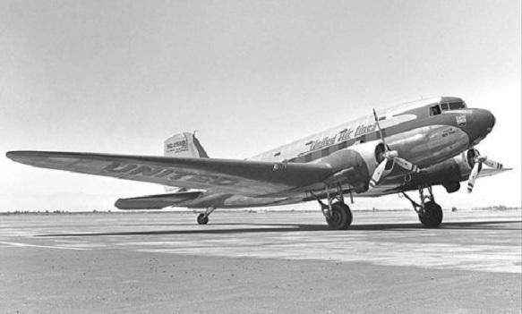 mcdonnell douglas dc 3 aircraft