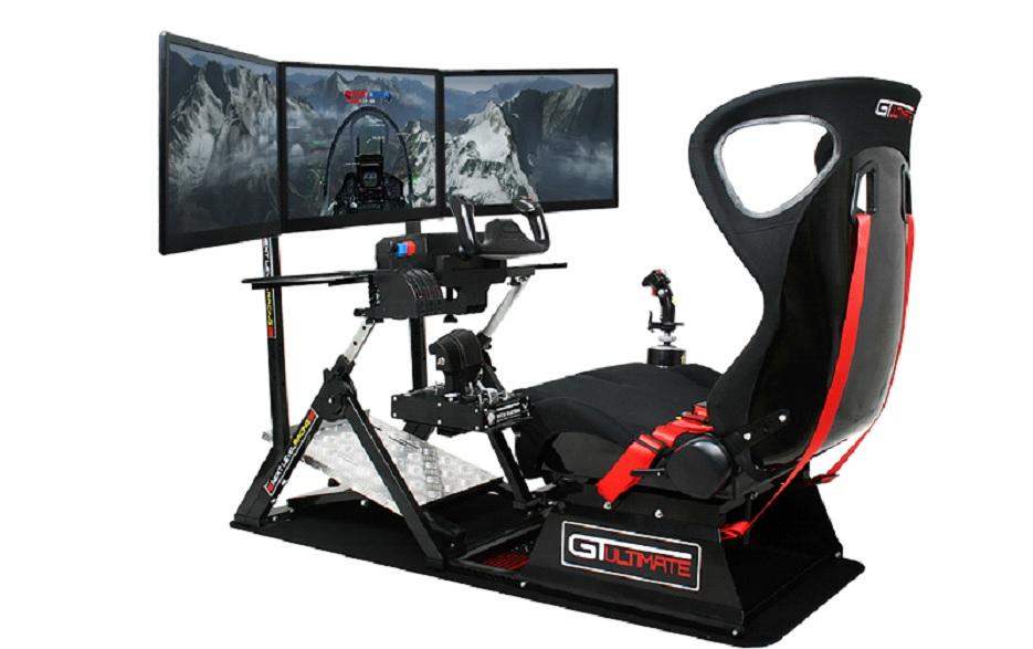 flight sim virtual cockpit